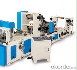 YC-F-B Printed High Speed Napkin Folder Machine