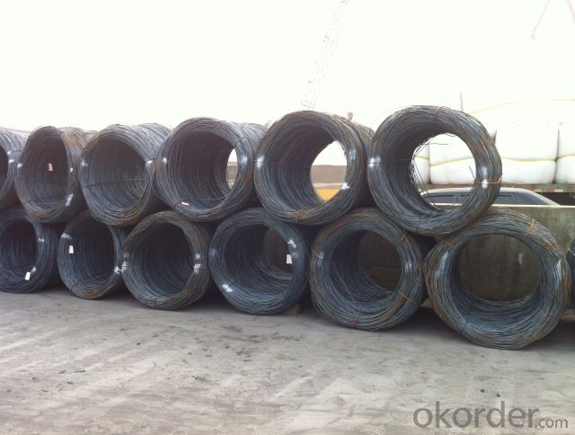 ASTM SAE1006-1008 Wire Rods with Best Price and Quality