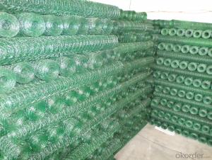 Popular PVC coated Hexagonal Wire Netting