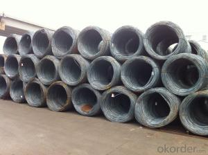 Hot Rolled  SAE1008 Wire Rods with High Quality