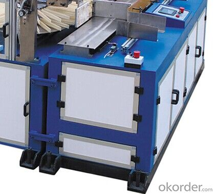 Full Servo Controlled Automatic Stacker