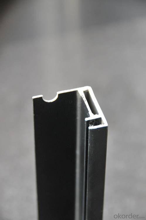 Solar panel aluminum frame