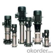 Stainless Steel Vertical Multi-stage Centrifugal Pump