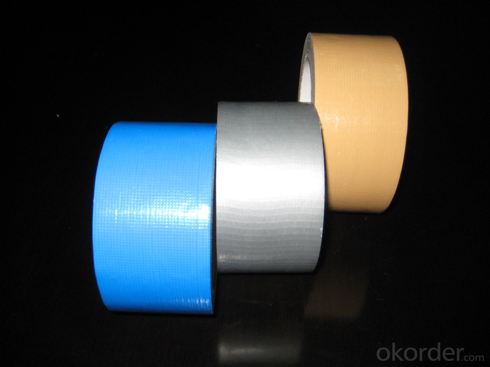 Colored Duct Tape Cloth Tape Double Sided Waterproof Wholesale Manufacturer CJ-70