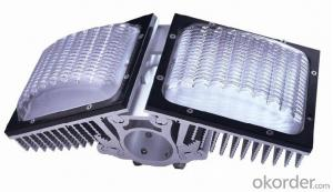 Aluminum profiles for LED frame