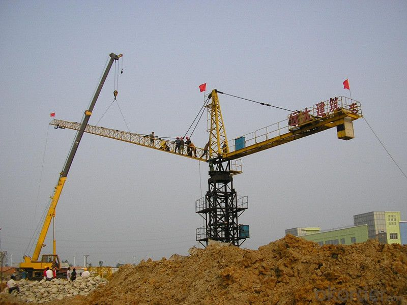DAHA Tower Crane QTZ6516