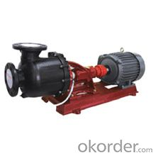 CK Self-priming chemical pump