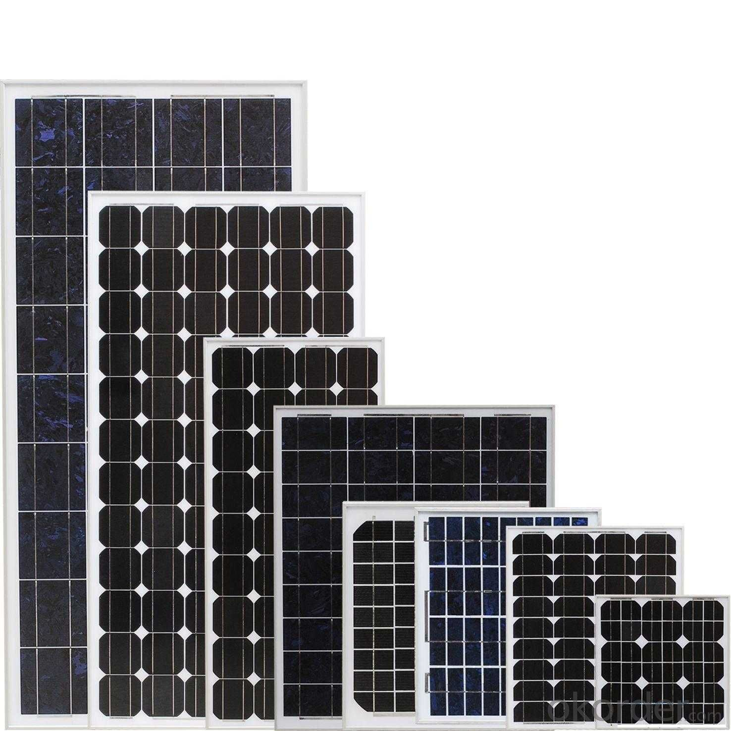 Poly-crystalline Silicon Solar Modules Solar Panels 200-250Wp
