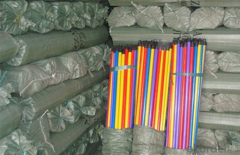 Various Wooden Handle for Broom and Brush with good price