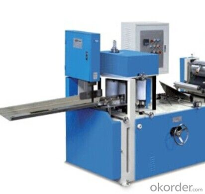 MJ-A-2L 2 Lane Mini-hanky Folder Machine