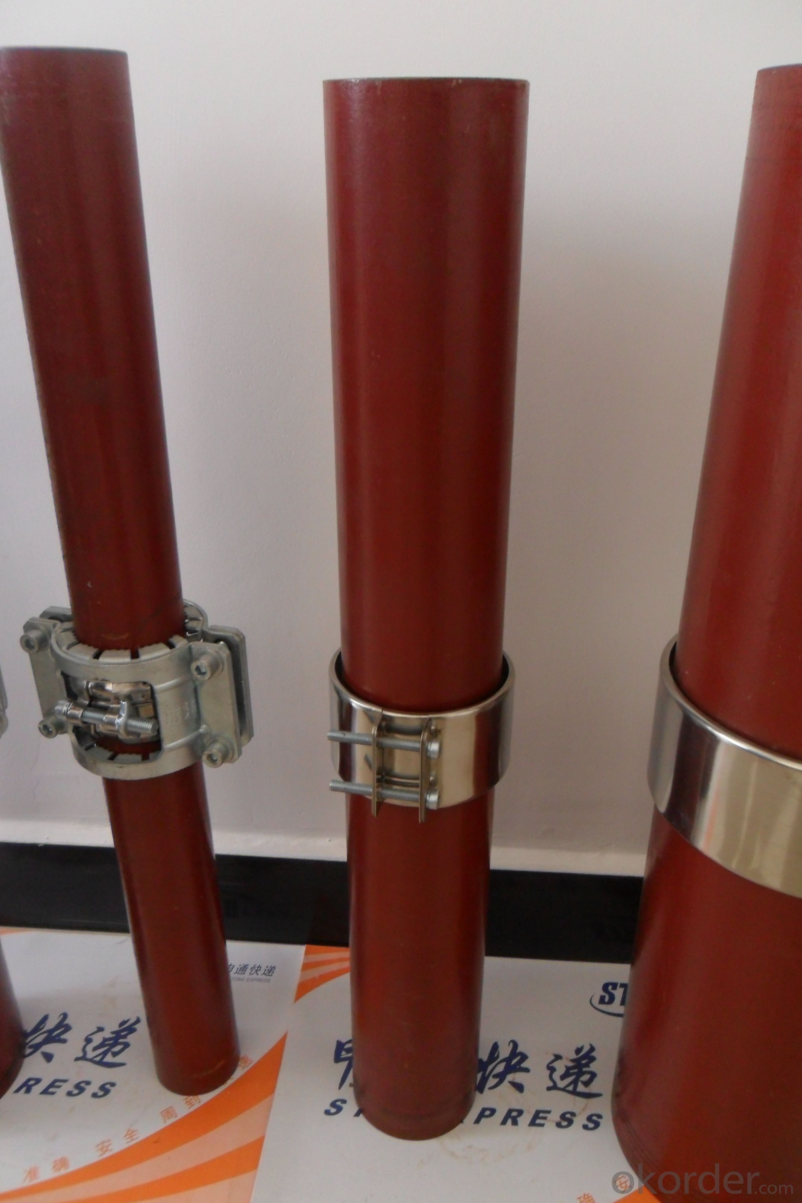 Ductile Iron Pipe ISO2531 / EN545 / EN598  K9