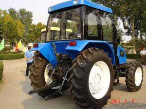 Tractor (35HP, 4WD)