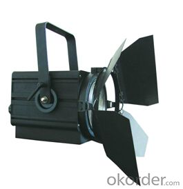 XLLED-100WJG LED Fresnel Spotlight