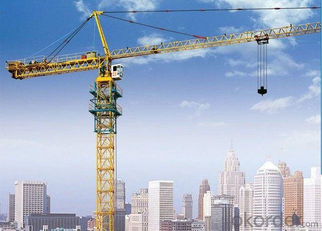 DAHA Tower Crane QTZ6010