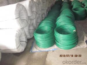 Popular PVC Coated Wire