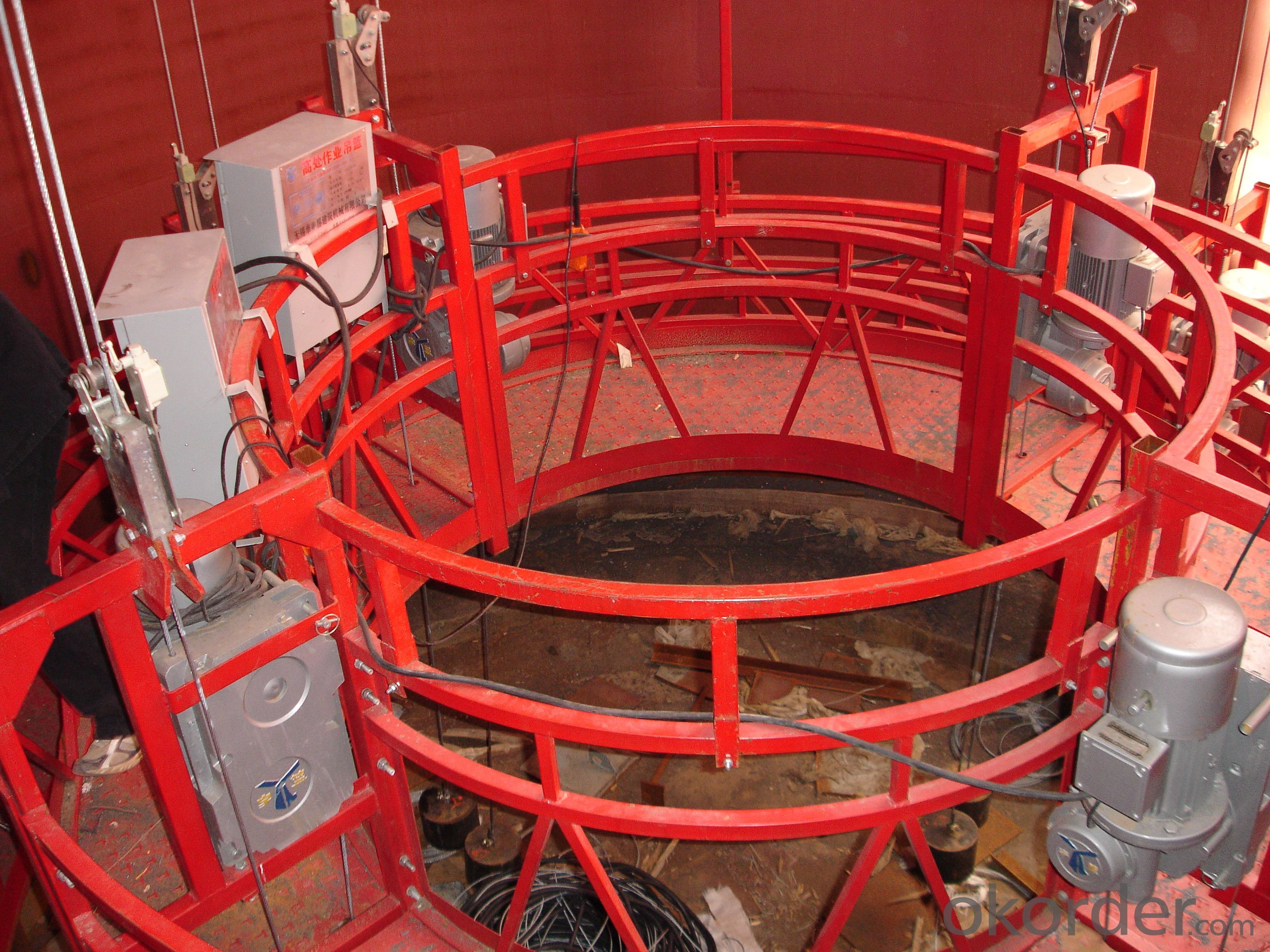 YHXSpecial suspended platform Made in China