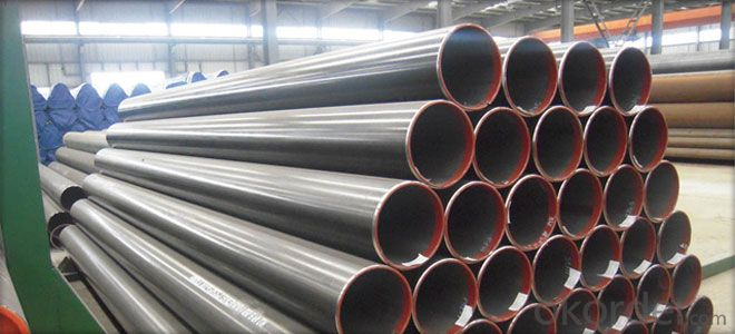 X52 LSAW STEEL PIPE