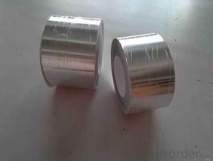 Aluminum Solvent-Based Tape 24mic china factory