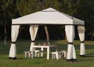 Commercial party tent 3x3m