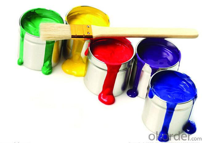 Oil-Base Acrylic  Exterior Paint for All-Weather