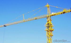 DAHA Tower Crane QTZ4808