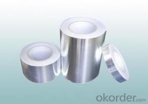 Aluminum Solvent-Based Adhesive Tape 22mic