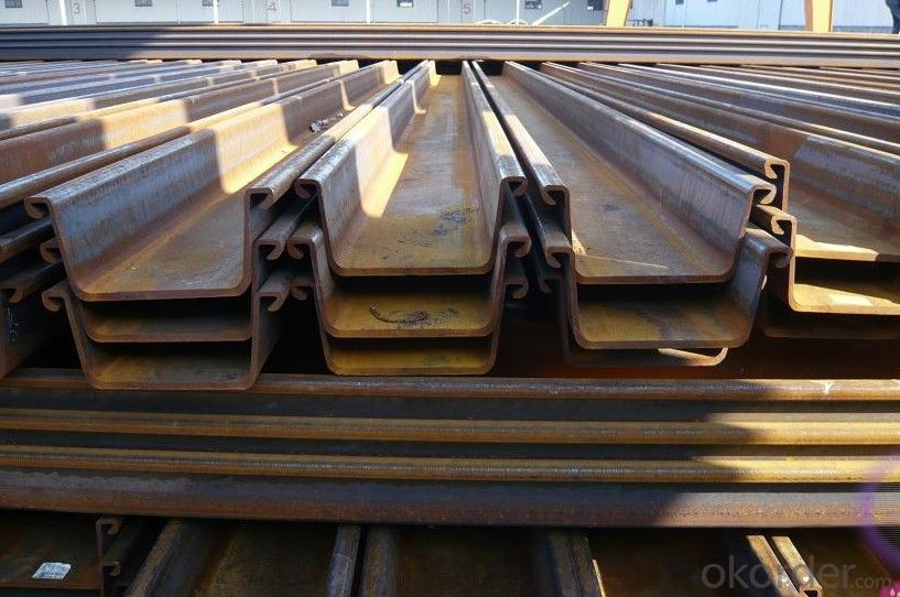 Hot Rolled Steel Piling