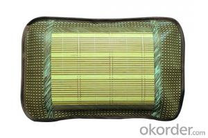 Natural Bamboo Pillow  with 45cm x 45cm Size