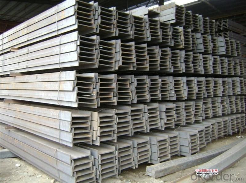 Hot Rolled Steel I-Beams Source from China