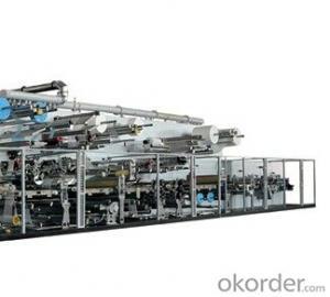 Full-servo Control Full-function Adult Diaper Production Line