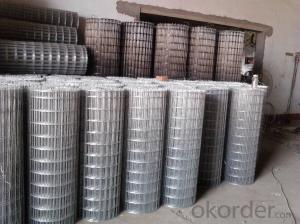 Gi Wire Mesh 0.45 mm Gauge