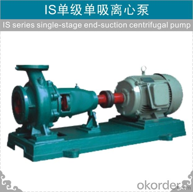 IS End Suction Centrifugal Pump