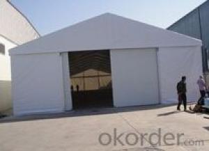 PVC Material Warehouse Frame Workshop Tent