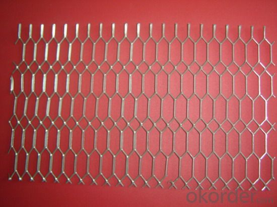 Buy Expanded Plate Mesh Price Size Weight Model Width