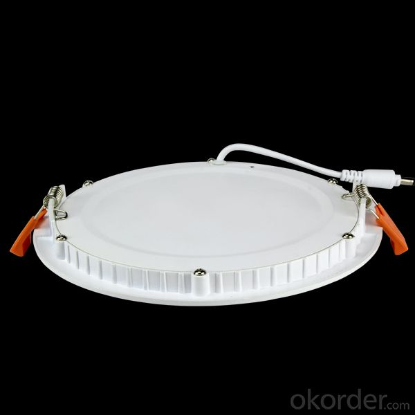 Slim Led Panel Light 24w Recessed Mounted Type