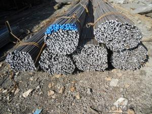 hot rolled round bar steel
