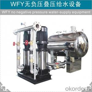 Water Supply Equipment