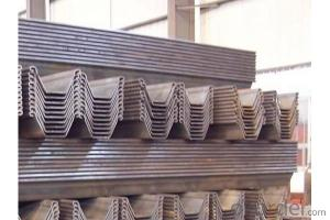 L/S profile Steel Sheet Pile WRL WRS