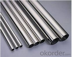 Thin Wall welded Stainless Steel Pipe