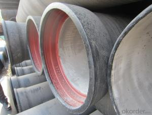 DUCTILE IRON PIPE DN2700