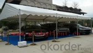 Outdoor carport tent