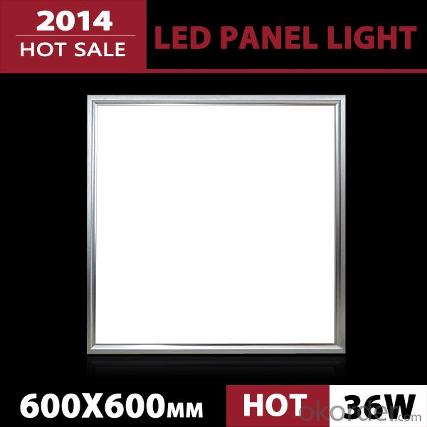 LED Panel Light  -600x600cm 36W PF0.5 UP