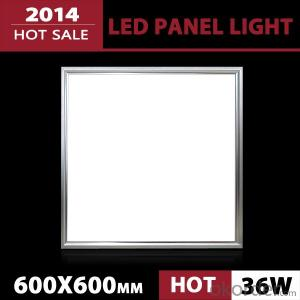 LED Panel Light Super Slim--600x600cm 48W PF0.5 UP