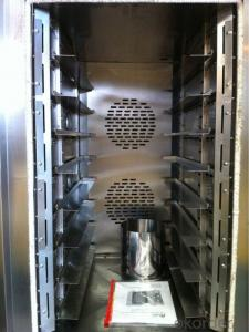 Warm Air Convection Oven Arabic-Bread-Oven