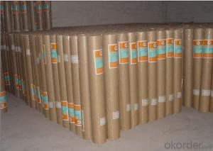 PVC Coated Rolled Welded Mesh.