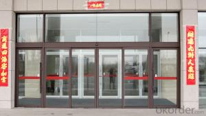 hot sale automatic revolving door