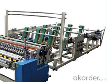 YD-E Automatic Toilet Roll Rewinder Machine