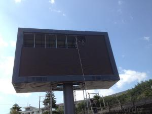 P10 Outdoor RGB Full Color LED Screen
