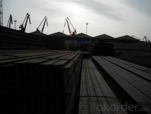 Hot Rolled Steel JIS H Beam Small Size