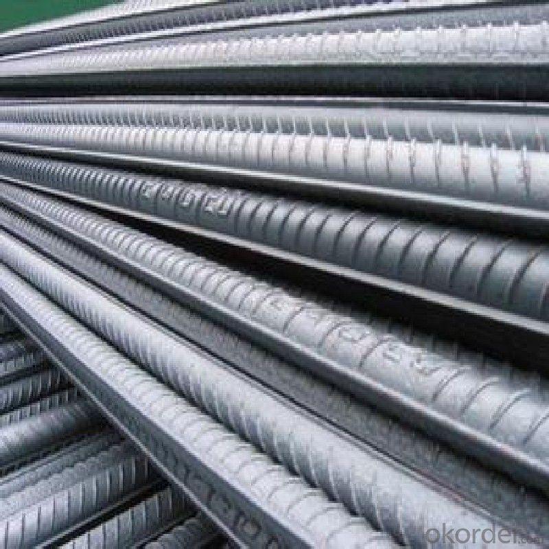 Hot Rolled Carbon Steel Deformed Bar 12mm